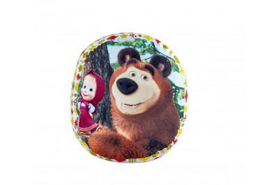 Барбарон - Masha and The bear - 100% памук ранфорс