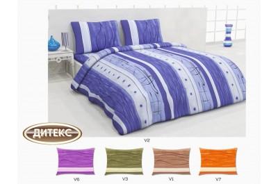 Спален комплект 100% памук Хасе Линеа