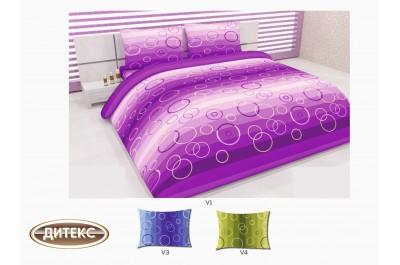 Спален комплект 100% памук Хасе Кръгове