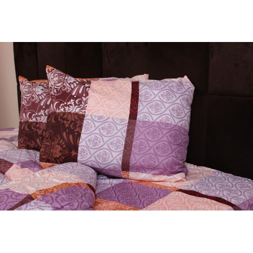 Олекотен спален комплект  - 100% полиестер щампа - дисперс - Дафне  от Ditex