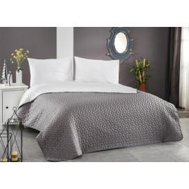 Покривало за легло ултрасоник - ГРАФИТ  от Ditex