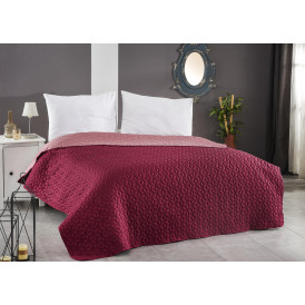 Покривало за легло ултрасоник - БОРДО  от Ditex