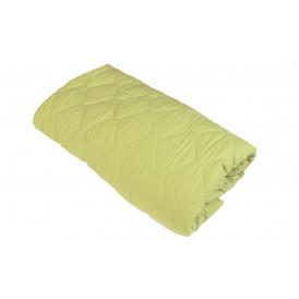 Пролетно покривало за легло 100% - полиестер 200/210 -120гр/м2 - Зелено  от Ditex