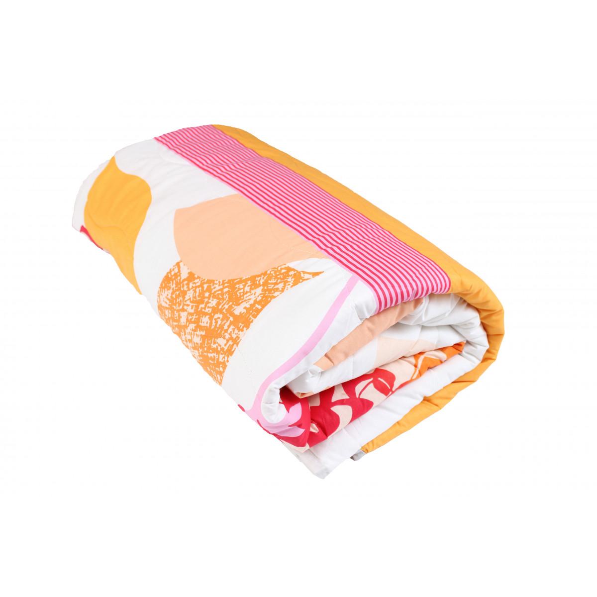 Пролетна завивка - 100% памук ранфорс - 200/210 - 150гр/м2 - Лаура