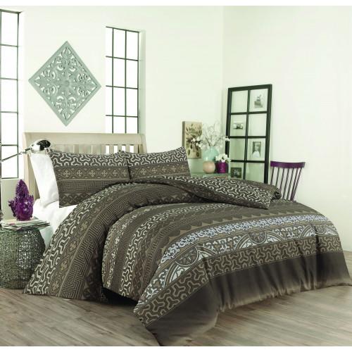 Спален комплект 100% памук ранфос Дантела  от Ditex