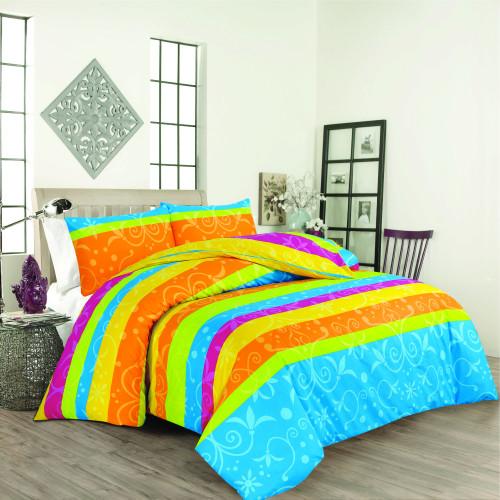 Спален комплект 100% памук ранфос Еспри  от Ditex