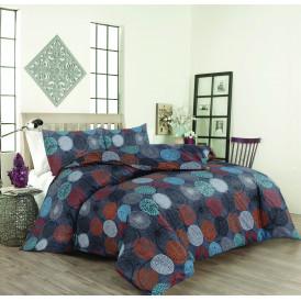 Спален комплект 100% памук ранфос Кръгове  от Ditex