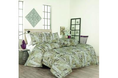 Спален комплект 100% памук ранфос Писмо