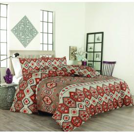 Спален комплект 100% памук ранфос Шевица  от Ditex