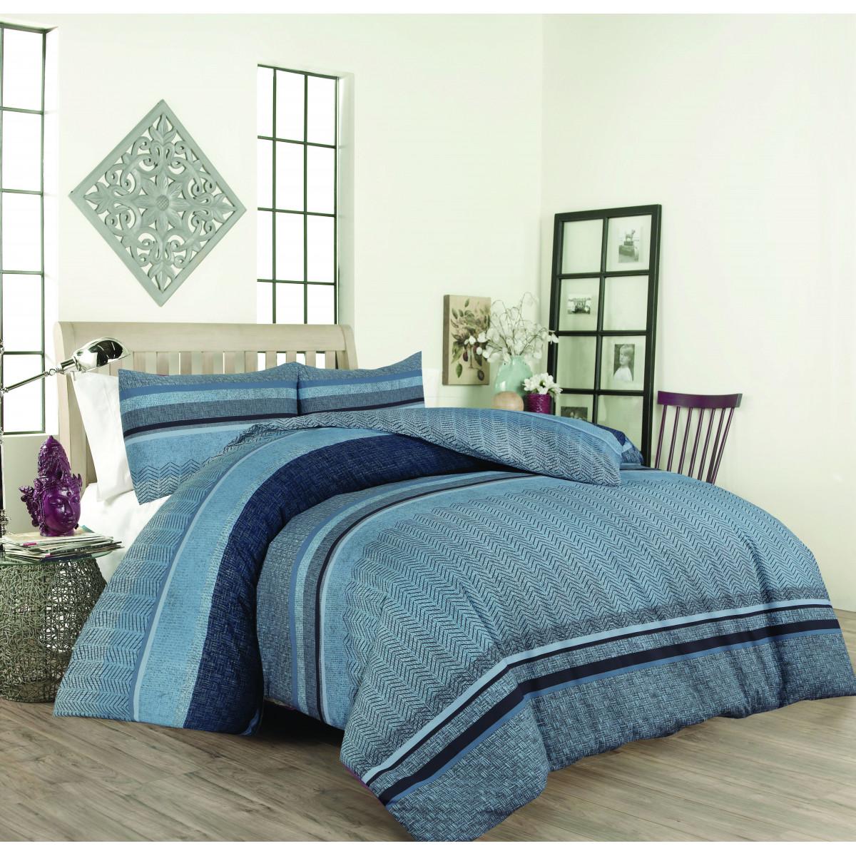 Спален комплект 100% памук ранфос Тиаго