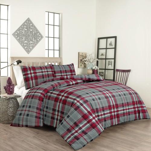 Спален комплект постелъчен Ясмин Ранфорс Спални комплекти Ранфорс