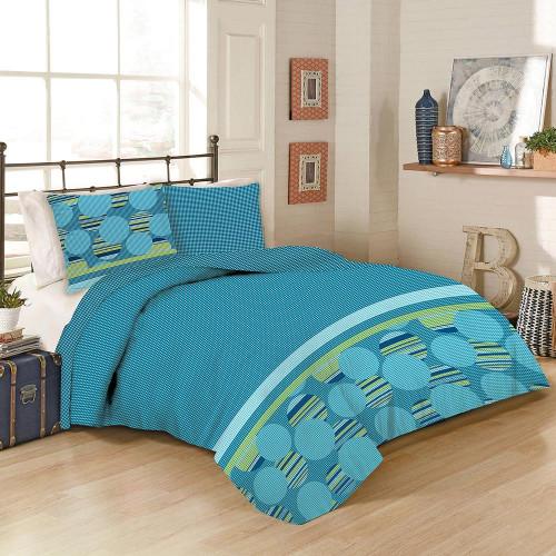 Спален комплект 100% памук ранфос Кане  от Ditex