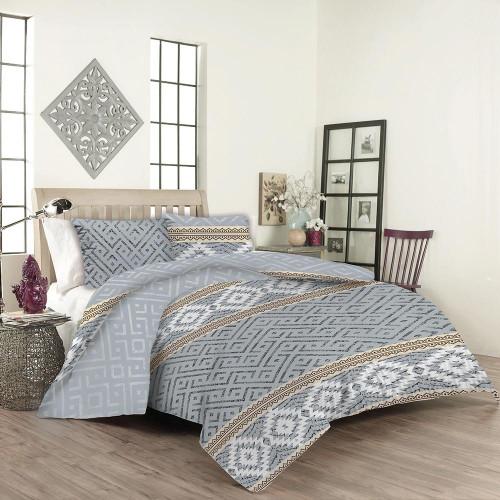 Спален комплект 100% памук ранфос Кармен  от Ditex