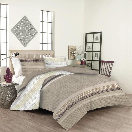 Спален комплект 100% памук ранфос Луси  от Ditex