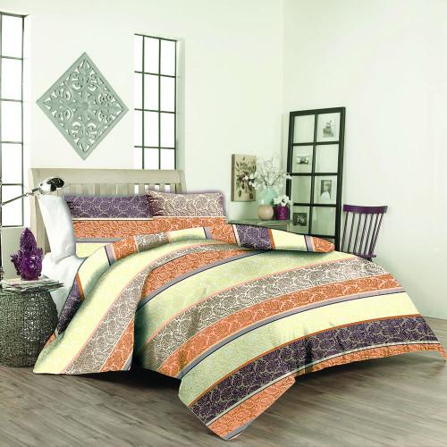 Спален комплект 100% памук ранфос Нюанс  от Ditex