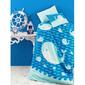 Бебешки спален комплект ранфорс Ocean  от Ditex
