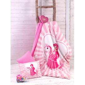 Бебешки спален комплект ранфорс Princess  от Ditex