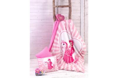 Бебешки спален комплект ранфорс Princess